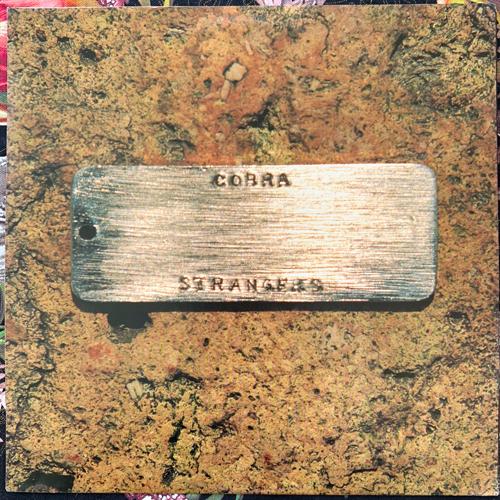"""COBRA Strangers (Office Cobra - Japan original) (VG+/EX) 12"""""""
