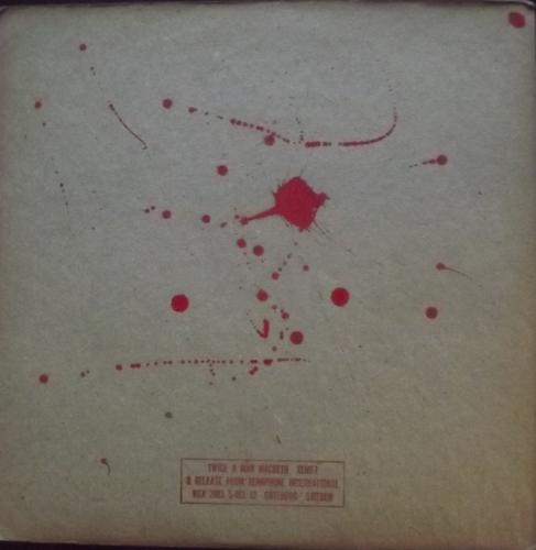 TWICE A MAN Macbeth (Xenophone International - Sweden original) (VG+) LP