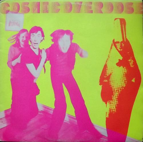 COSMIC OVERDOSE Dada Koko (Silence - Sweden original) (VG+) LP