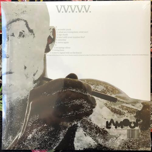 CLAESONS V.V.V.V.V. (Lamour - Sweden original) (NEW) LP