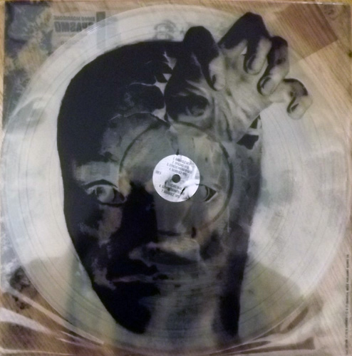 SOUNDTRACK Ennio Morricone – Spasmo (The X-Ray Version) (Clear vinyl) (Dagored - Italy reissue) (NEW) LP