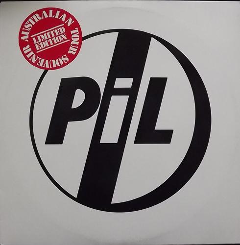 """PUBLIC IMAGE LIMITED Australian Tour Souvenir (Virgin - Australia original) (VG+) 12"""" EP"""