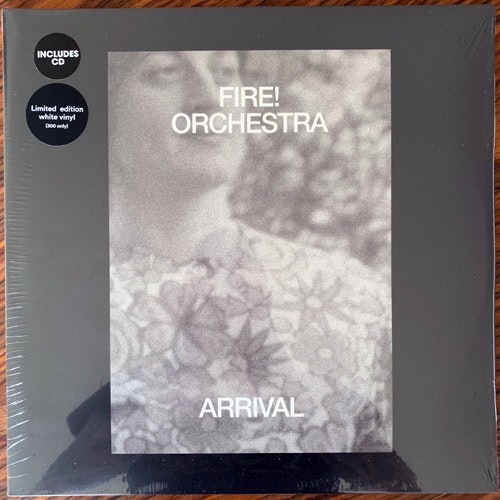 FIRE! ORCHESTRA Arrival (White vinyl) (Rune Grammofon - Norway original) (SS) 2LP+CD