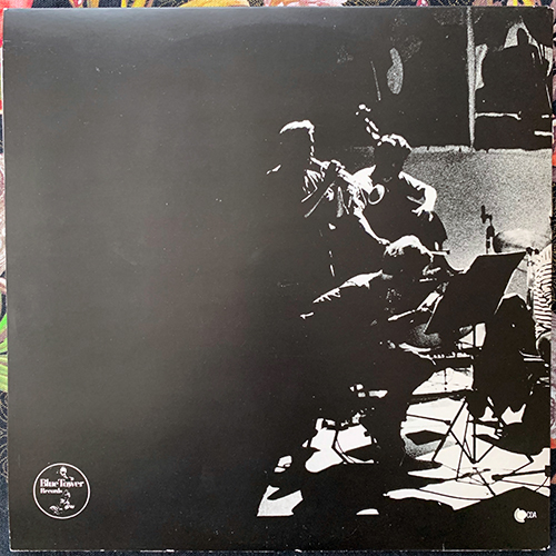 VARIOUS Sounds - Contemporary Swedish Improvised Music (Blue Tower - Sweden original) (VG+/NM) 2LP