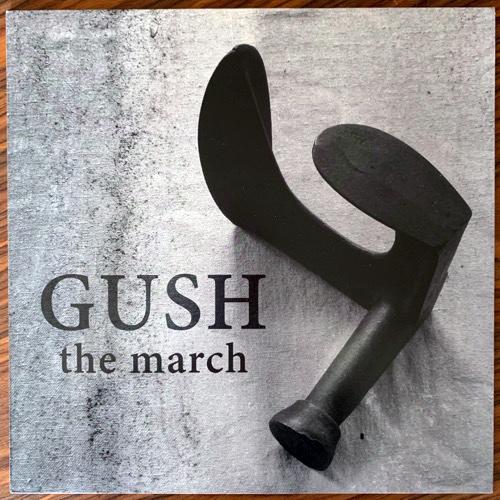 GUSH The March (Konvoj - Sweden original) (NM) LP