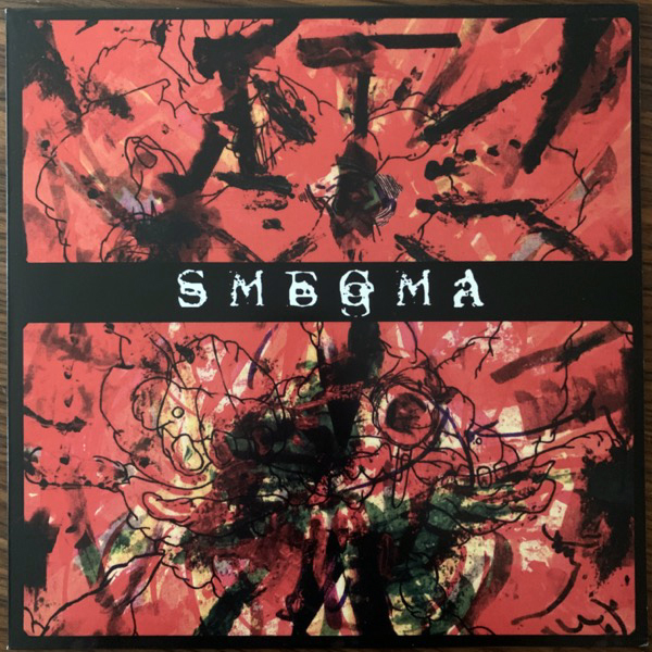 SMEGMA Morass Live (Bimbo Tower - France reissue) (EX) LP