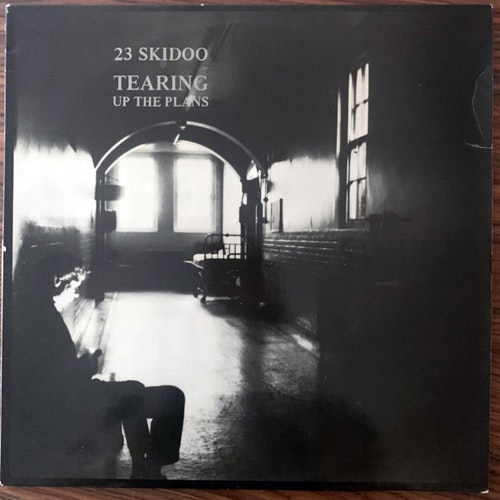 23 SKIDOO Tearing Up The Plans (Pineapple - UK original) (VG+/EX) 12""