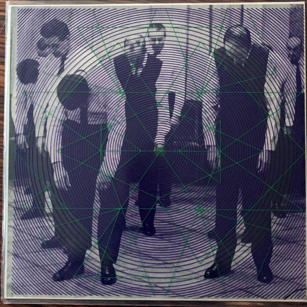 JOHN WIESE / EVAN PARKER C-Section (Pan - Germany original) (NM) LP