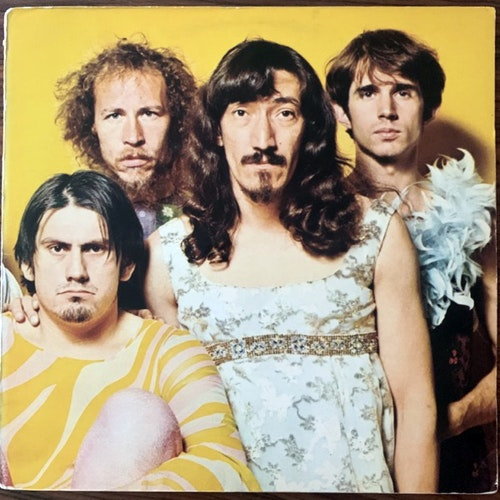 MOTHERS OF INVENTION, the We're Only In It For The Money (Verve - Scandinavia original) (VG) (NWW List) LP