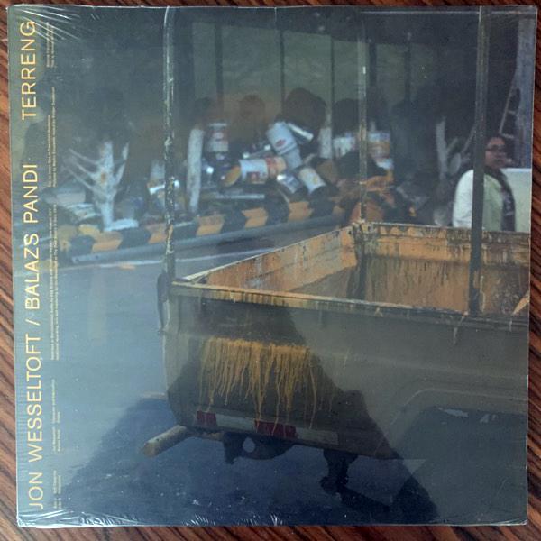 JON WESSELTOFT & BALÁZS PÁNDI Terreng (Moving Furniture - Holland original) (SS) LP