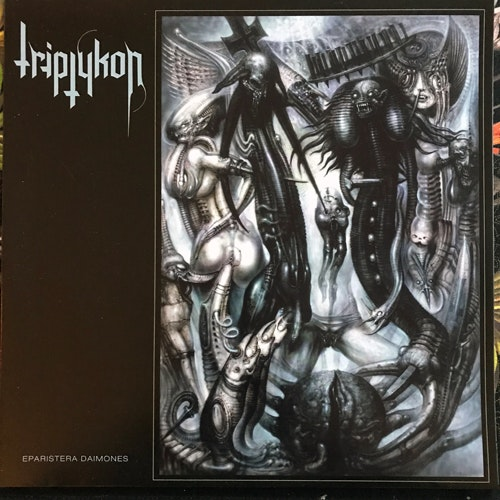 TRIPTYKON Eparistera Daimones (Century Media - Europe original) (NM) 2LP