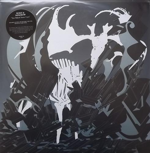 BORIS WITH MERZBOW Sun Baked Snow Cave (Hydra Head - USA reissue) (NEW) 2LP