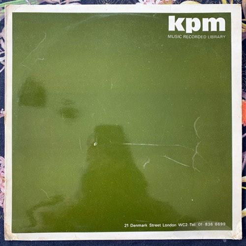 ALAN HAWKSHAW Arp Odyssey (KPM - UK original) (VG/VG+) LP