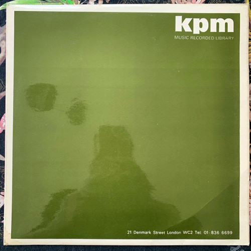ALAN HAWKSHAW/JOHN LEACH Classical Synthesizer/Stained Glass Windows (KPM - UK original) (VG+) LP