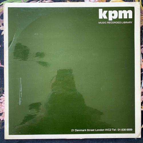 ANDY CLARK Communications (KPM - UK original) (VG/EX) LP