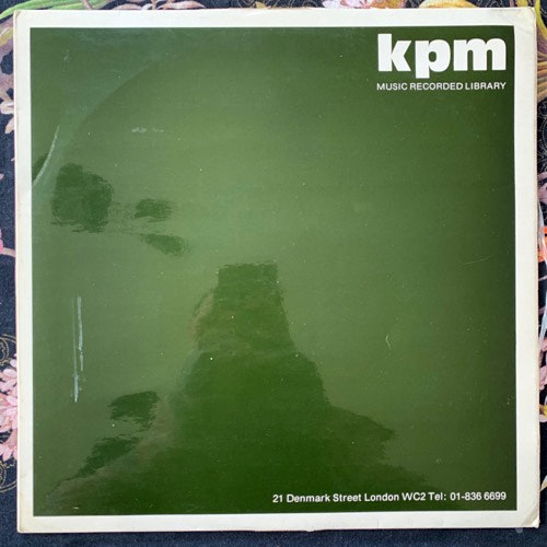 ANDY CLARK Communications (KPM - UK original) (VG/EX) LP