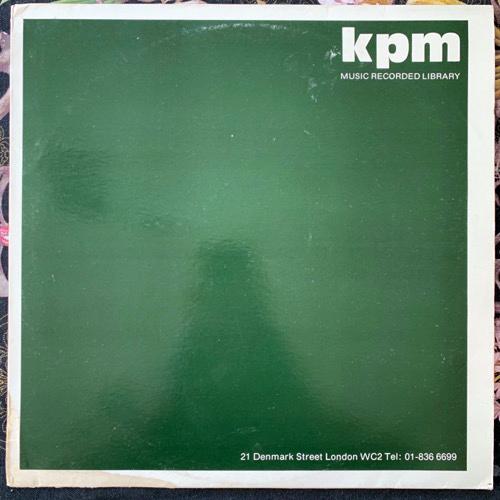 ANDY CLARK Synthesis 2 (KPM - UK original) (VG/EX) LP