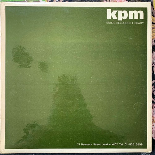 FRANCIS MONKMAN & MALCOLM IRONTON/PETE KELLY Contemporary Impact (KPM - UK original) (VG/VG+) LP