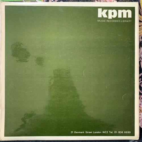 FRANCIS MONKMAN & MALCOLM IRONTON/PETE KELLY Contemporary Impact (KPM - UK original) (VG/VG+) LP