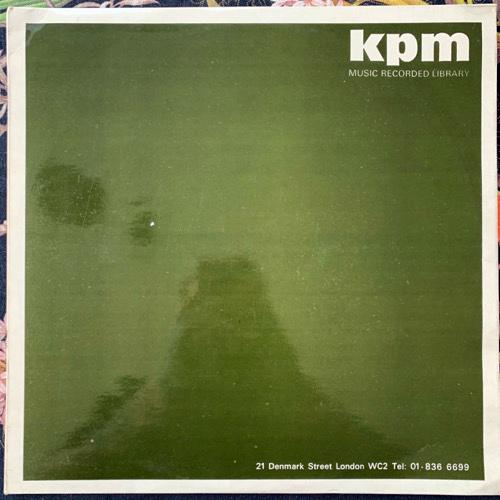 HAROLD SMART Animation Playtime (KPM - UK original) (VG+/EX) LP