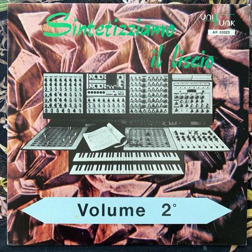 MARIO RUSCA Sintetizziamo Il Liscio Volume 2° (Unifunk - Italy original) (VG+) LP