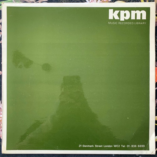 MIKE VICKERS A Moog For More Reasons (KPM - UK original) (VG+) LP