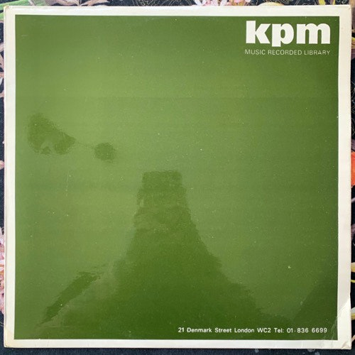 MIKE VICKERS A Moog For More Reasons (KPM - UK original) (VG+) LP