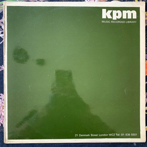 MIKE VICKERS Brass Plus Moog (KPM - UK original) (VG/VG-) LP