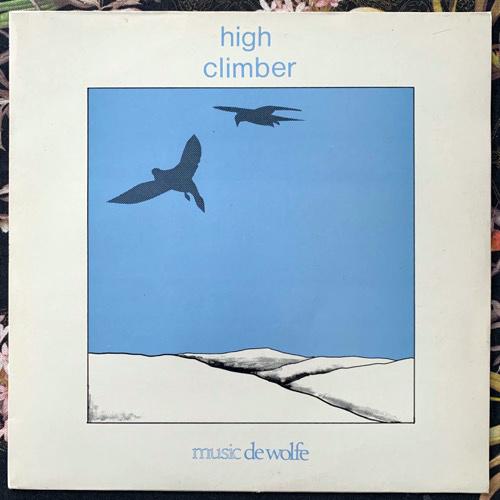 SIMON PARK High Climber (Music De Wolfe - UK original) (VG+/EX) LP