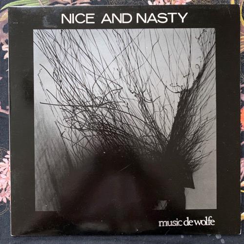 TIM SOUSTER Nice And Nasty (Music De Wolfe - UK original) (VG+) LP
