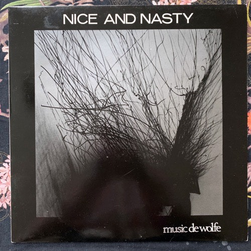 TIM SOUSTER Nice And Nasty (Music De Wolfe - UK original) (VG+) LP