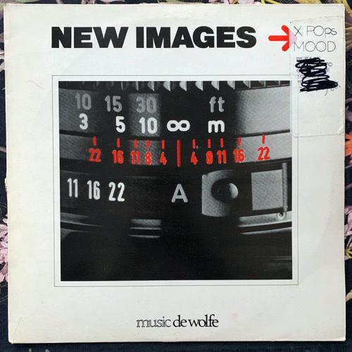 UNIT 2 New Images (Music De Wolfe - UK original) (VG-/VG+) LP