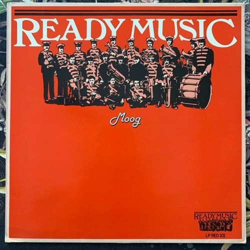 VAL PODLASINSKI Moog (Ready Music - UK original) (VG+/EX) LP