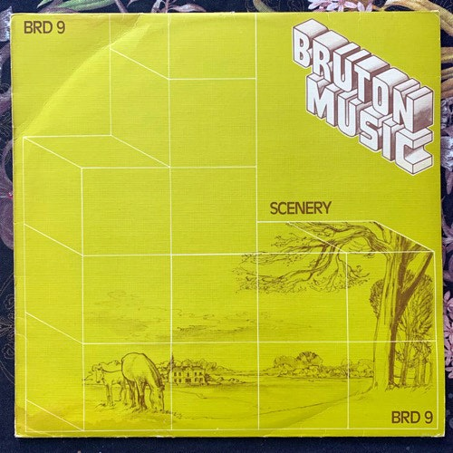 VARIOUS Scenery (Bruton Music - UK original) (VG/EX) LP
