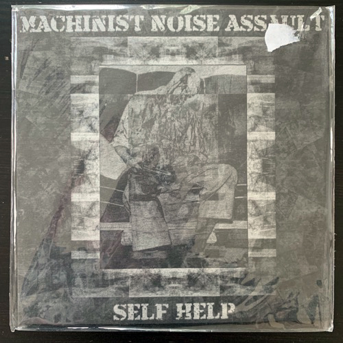 MACHINIST NOISE ASSAULT Self Help (Silken Tofu - Belgium original) (NM) CD