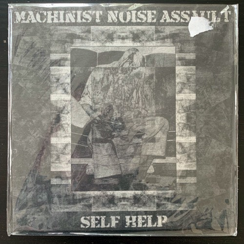 MACHINIST NOISE ASSAULT Self Help (Silken Tofu - Belgium original) (NM) CD