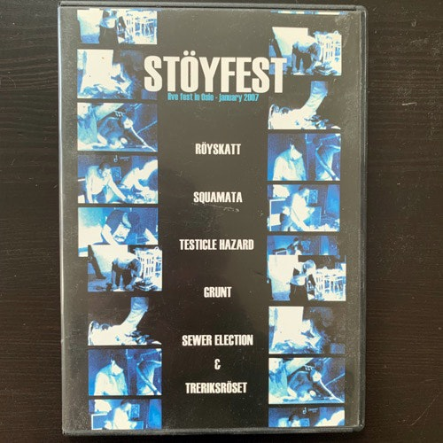 VARIOUS Stöyfest (Freak Animal - Finland original) (NM) DVD-R