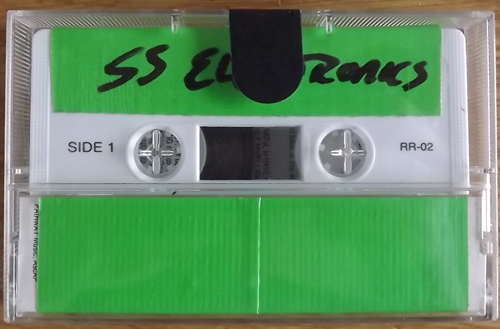S.S. ELECTRONICS Recycled (RR - USA original) (SS) TAPE