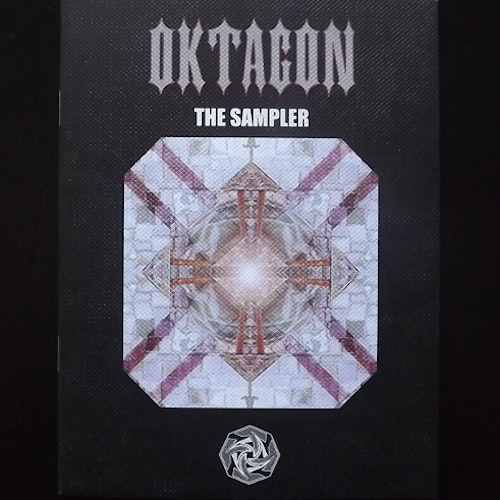 VARIOUS Oktagön - The Sampler (Oktagön - Italy original) (NM) CD