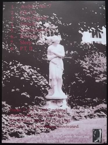 THO-SO-AA Enrielle (Art Konkret - Germany original) (NM) CD
