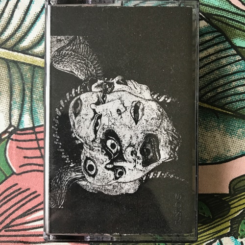 SADISTIC LINGAM CULT/ALGOLAGNIA Split (Self released - Japan original) (EX) TAPE