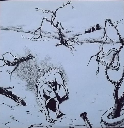 "SENSELESS APOCALYPSE Untitled (Regurgitated Semen - Germany original) (NM) 7"""