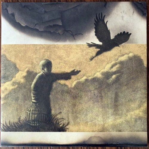 CRIPPLED BLACK PHOENIX A Love Of Shared Disasters (Kscope - UK reissue) (EX/NM) 2LP
