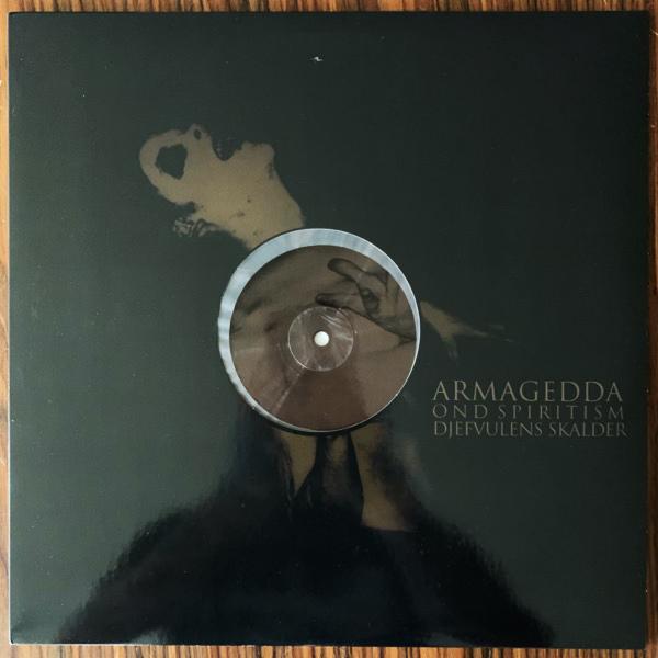 ARMAGEDDA Ond Spiritism (Agonia - Poland reissue) (EX/NM) PIC LP