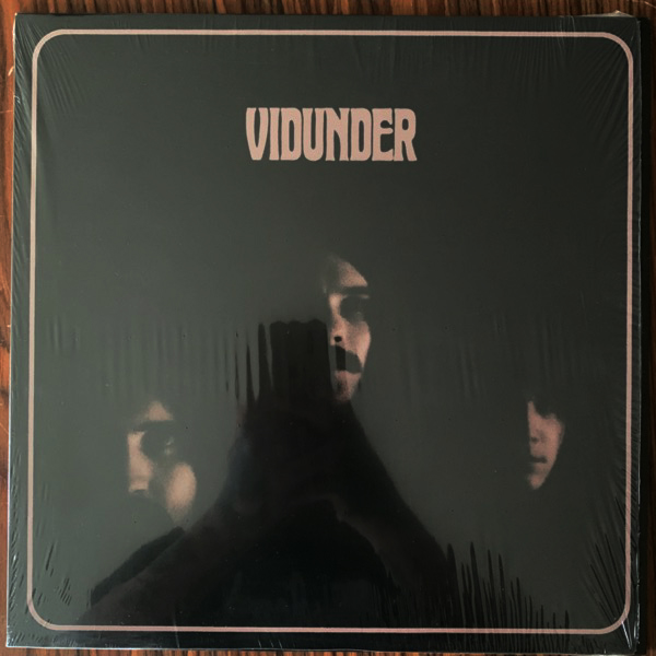 VIDUNDER Vidunder (Crusher - Sweden original) (NM/EX) LP