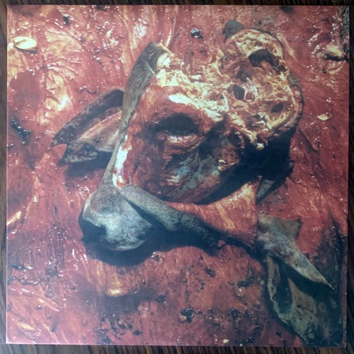 CATTLE DECAPITATION Human Jerky (Satans Pimp - USA original) (NM/EX) LP