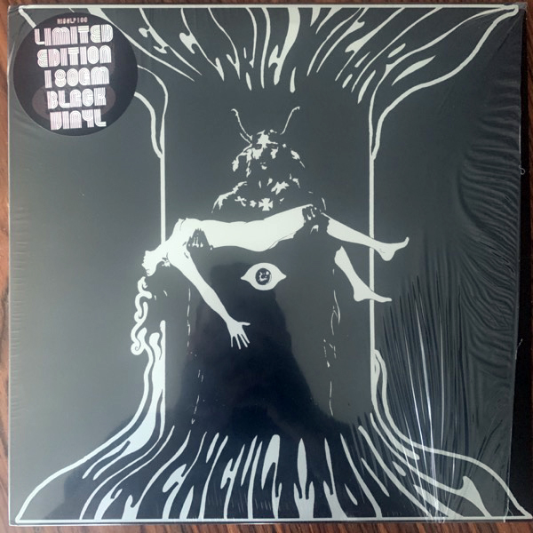 ELECTRIC WIZARD Witchcult Today (Rise Above - UK 2010 reissue) (EX/NM) 2LP