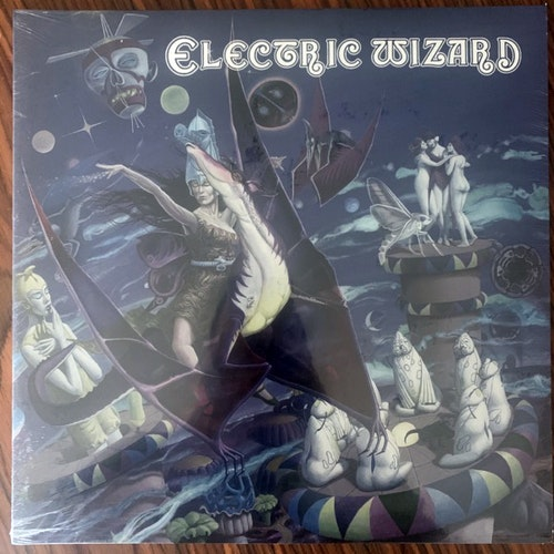 ELECTRIC WIZARD Electric Wizard (Rise Above - UK 2011 reissue) (NM) LP