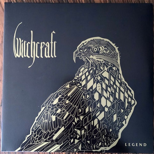 WITCHCRAFT Legend (Nuclear Blast - Europe original) (EX/NM) 2LP