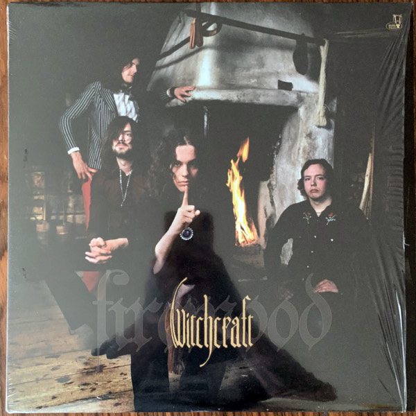 """WITCHCRAFT Firewood (Rise Above - UK 2012 reissue) (NM) LP+7"""""""